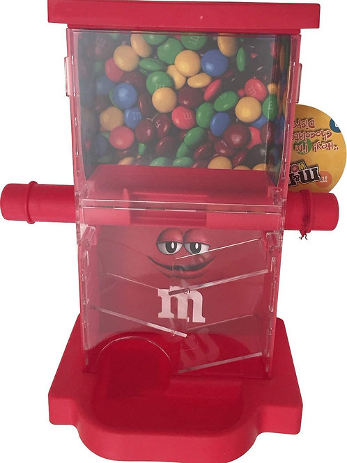 M&M Collectible Zig Zag Candy Dispenser