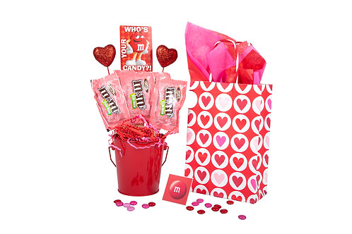 M&M Love Gift Set