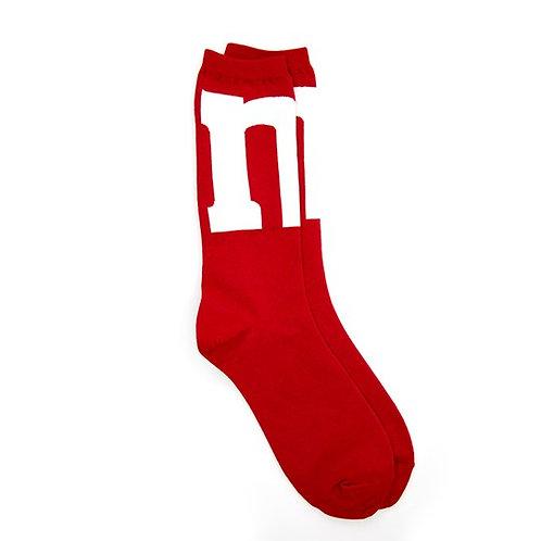 M&M Brand Socks (adult size)