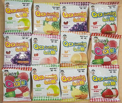 QQ糖 (混合10包)10 mixed QQ Gummy