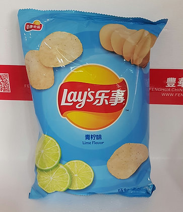 乐事薯片-青柠味 Lays Potato Chip Lime