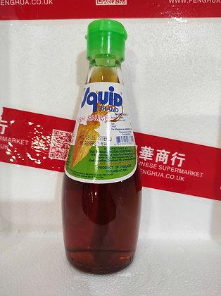 鱼露 Squid Brand Fish Sauce