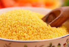黄小米 Yellow Millet
