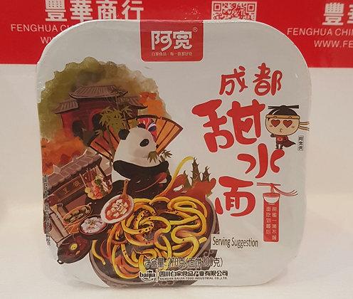 成都甜水面 Chengdu Noodle
