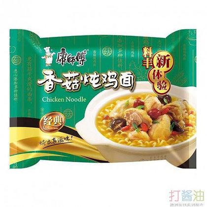 康师傅 香菇炖鸡面 Chicken Noodles