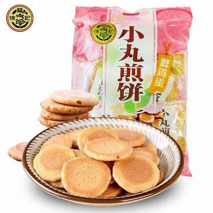 徐福記雞蛋小丸煎餅 Mini Egg Cookies