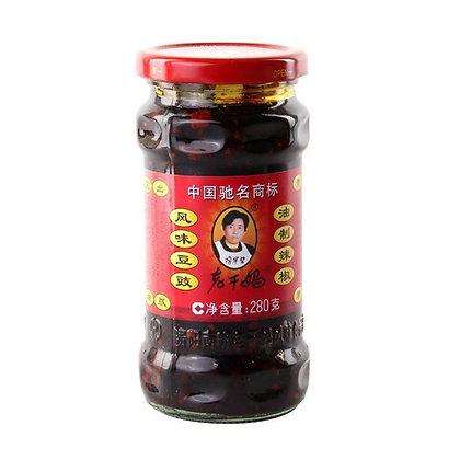 老干妈风味豆豉 LGM Chilli oil with Black Beans