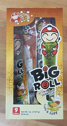 小老板紫菜卷 -沙爹鸡味 Crispy Seaweed Roll