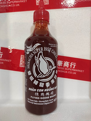 是拉差加辣辣酱 Sriracha Extra Hot