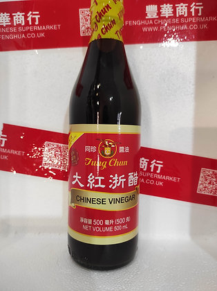 大红浙醋 Chinese Vinegar