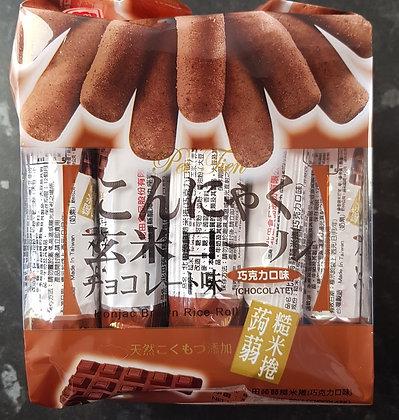 糙米捲 巧克力 Brown Rice Roll Chocolate