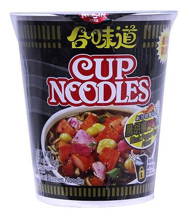 合味道 黑胡椒蟹味 Nissin Cup Noodle Black Pepper Crab