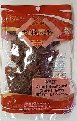 沙茶豆干 Dried Beancurd Sate