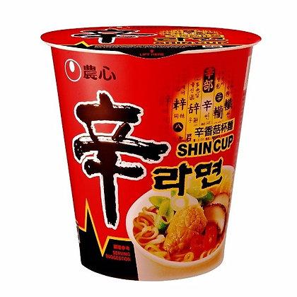 辛拉面(杯) Shin Cup Noodle Soup