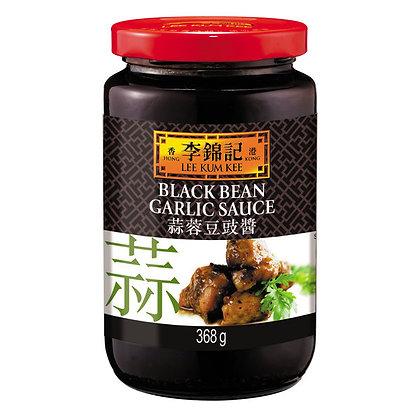 李锦记 蒜蓉豆豉酱 Black Bean Garlic Sauce (368g)