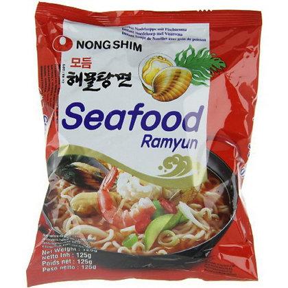 农心海鮮湯面 Seafood Ramyun