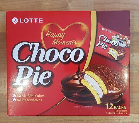 乐天巧克力派 Chocolate Pie