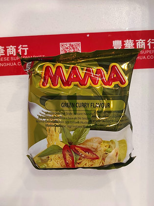 妈妈面青咖哩 Mama Noodles Green Curry