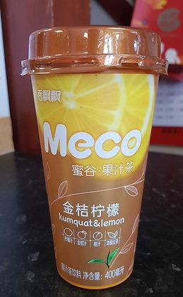 香飘飘果茶-金桔柠檬 Meco Fruit Tea Kumquat & Lemon