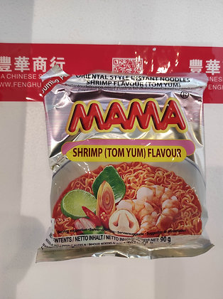 妈妈面虾 Mama Noodles Shrimp Tomyum