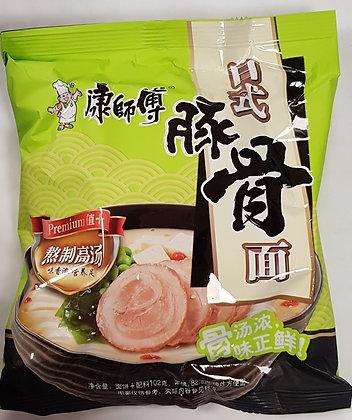 康师傅日式豚骨面 Tonkotsu Noodle