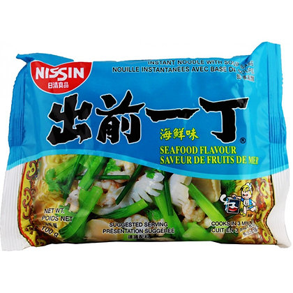 出前一丁 海鲜 Nissin Ramen Seafood