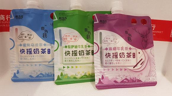 鹿角巷快摇奶茶 Instant Tea Drink