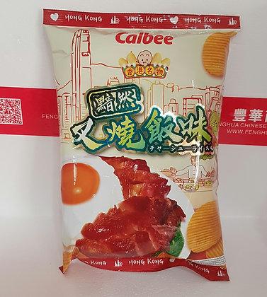 叉烧饭味薯片 Char-Siu Rice flavour Crisps