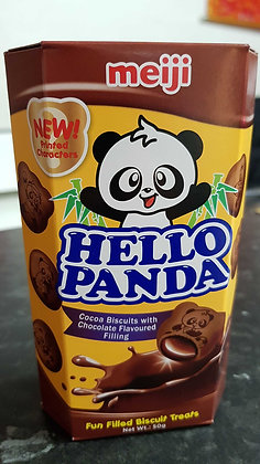 小熊饼-巧克力 Hello Panda Double Chocolate