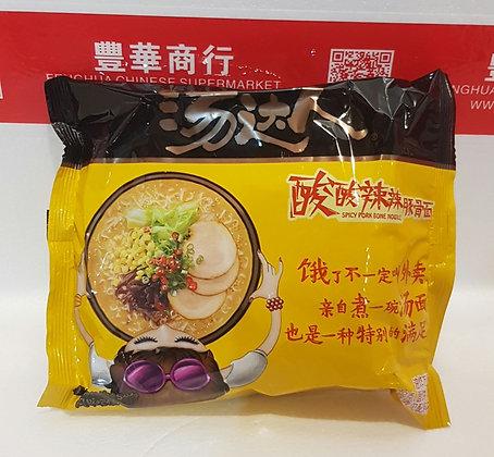 汤达人-酸酸辣辣豚骨拉面 TDR Spicy Pork Bone Noodle