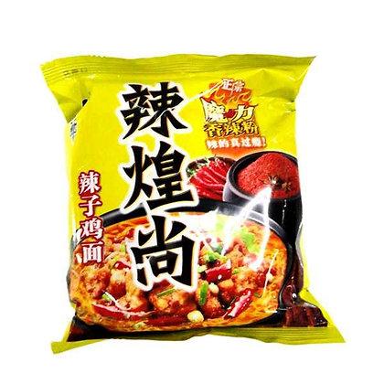 今麦郎 辣子鸡面 Jinmailang Spicy Chicken Flavour