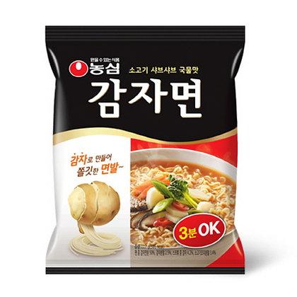 土豆湯拉面 Potato Ramen
