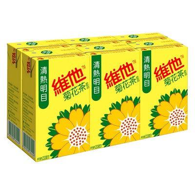 维他菊花茶 Vita Chrysanthemum Drink (6)