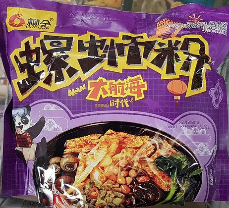 大航海螺蛳粉 酸菜麻辣 Lousi Noodle
