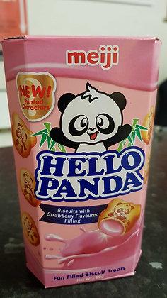 小熊饼-草莓 Hello Panda - Strawberry