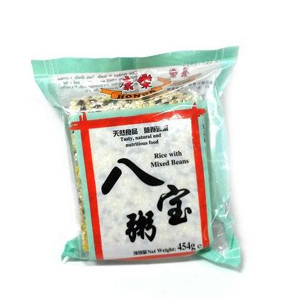 八宝粥 Rice with Mixed BEANS