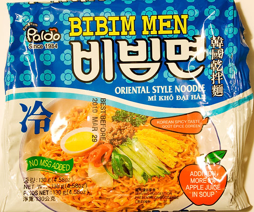 韩国干拌面 Bibim Men Korean Dry Noodle