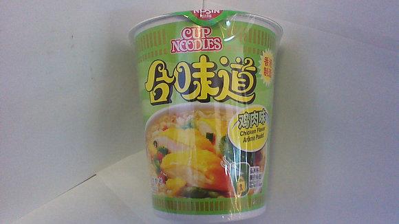 合味道 鸡肉味 Nissin Cup Noodle Chicken