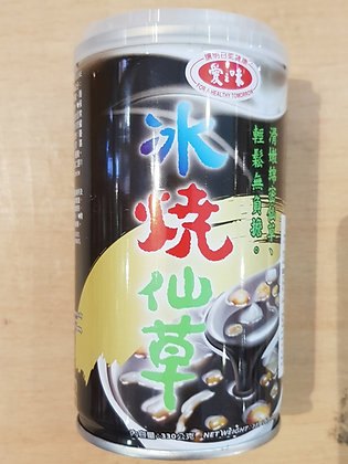 冰烧仙草 Grass Jelly Dessert