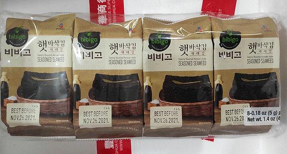 韩国紫菜 Seasoned Seaweed
