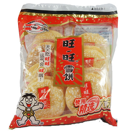 旺旺雪饼 Want Want Rice Crackers