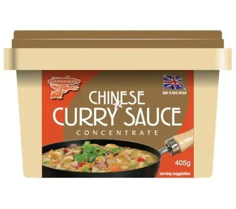 金鱼牌中式咖喱種 Goldfish Brand Chinese Curry