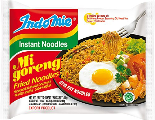 印尼干拌麵 原味 Mi Goreng Fried Noodle