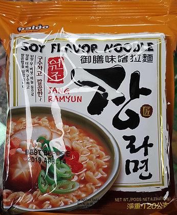 味噌拉面 Soy Flavor Noodle
