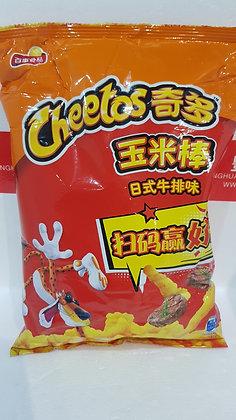 奇多玉米棒-日式牛扒味 Cheetos Japanese Steak