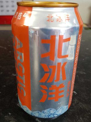北冰洋-桔汁 Arctic Ocean Tangerine