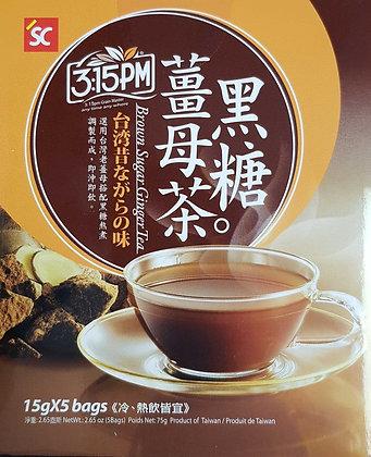 黑糖薑母茶 Brown Sugar Ginger Tea
