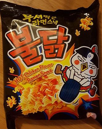 火鸡味干脆面 Hot Chicken Ramen Snack