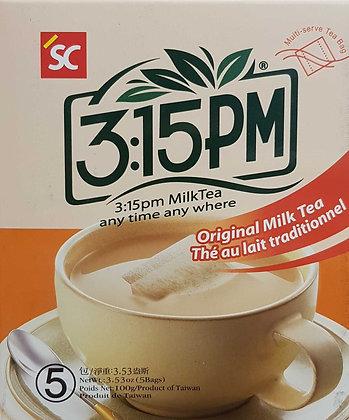 3:15pm 原味奶茶 Black Tea with Cream