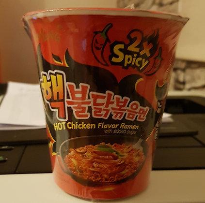火鸡麵(杯)Hot Chicken Ramen Cup
